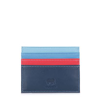 Double Sided Credit Card Holder-Royal