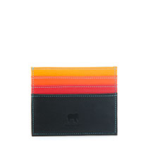 Double Sided Credit Card Holder-Black/Pace