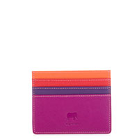 Double Sided Credit Card Holder-Sangria Multi