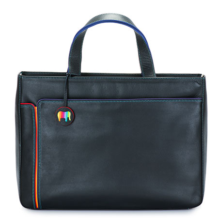 Office Medium Multiway Bag-Black/Pace
