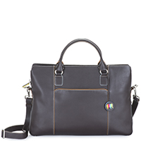 Business Briefcase-Mocha