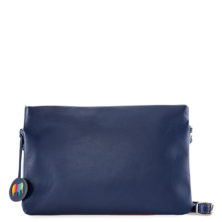 Kyoto Small Clutch-Royal