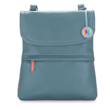 Kyoto Medium Backpack/Messenger-Urban Sky