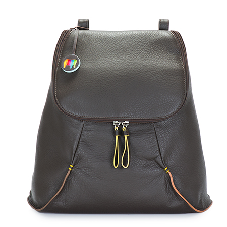 Sanremo Large Backpack-Mocha