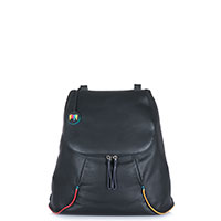 Sanremo Large Backpack-Black/Pace