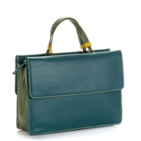 Oslo Large Work Bag -Evergreen