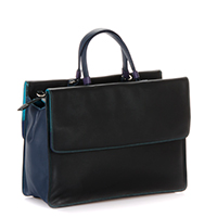 Oslo Large Work Bag -Black/Pace