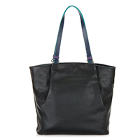 Verona Shopper-Black/Pace