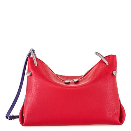 Rio Slouch Bag-Red