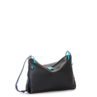 Rio Slouch Bag-Black/Pace