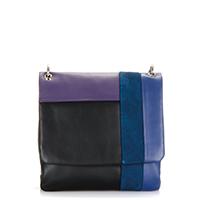 Santorini Shoulder Bag-Black/Pace