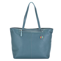 Naples Large Tote-Urban Sky
