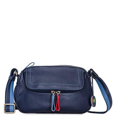 Seoul Small Shoulder Bag-Blue