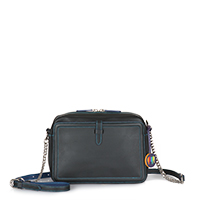 Dubai Crossbody-Black/Pace