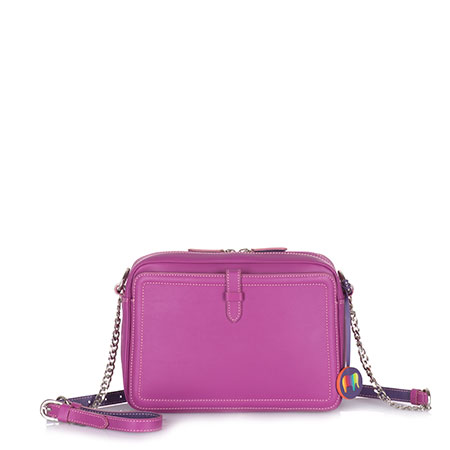 Dubai Crossbody-Sangria Multi