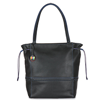 Porto Shopper-Black/Pace