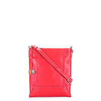 Madrid Small Crossbody-Red