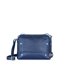 Madrid Small Camera Bag-Blue