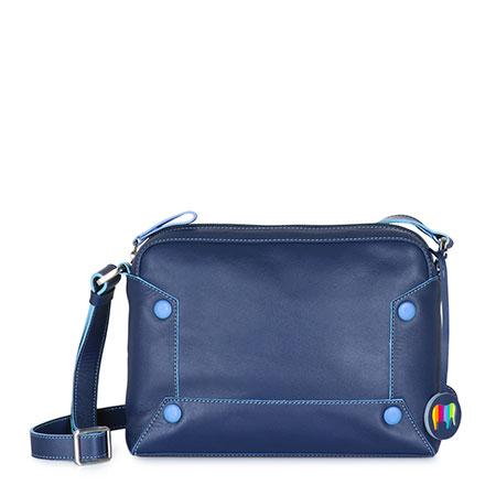 Madrid Small Camera Bag-Blue