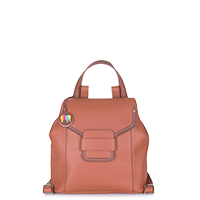 Monaco Backpack-Siena
