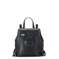 Monaco Backpack-Black/Pace