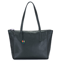 Vienna Large Tote-Black