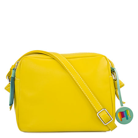 Bruges Camera Bag-Yellow
