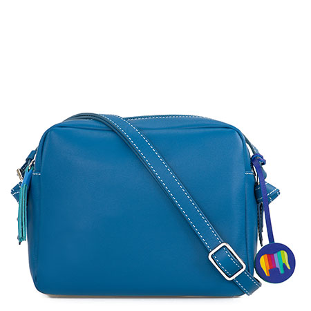 Bruges Camera Bag-Sea Blue