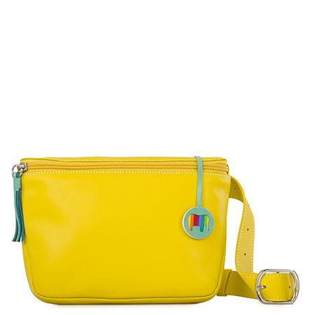 Bruges Waist Bag-Yellow