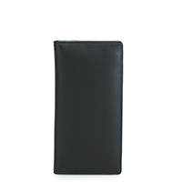 Breast Pocket Wallet-Black Grey