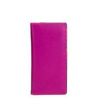 Breast Pocket Wallet-Sangria Multi
