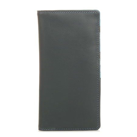 Breast Pocket Wallet-Smokey Grey