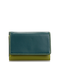 Medium Purse/Wallet-Evergreen