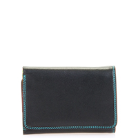 Medium Purse/Wallet-Black/Pace