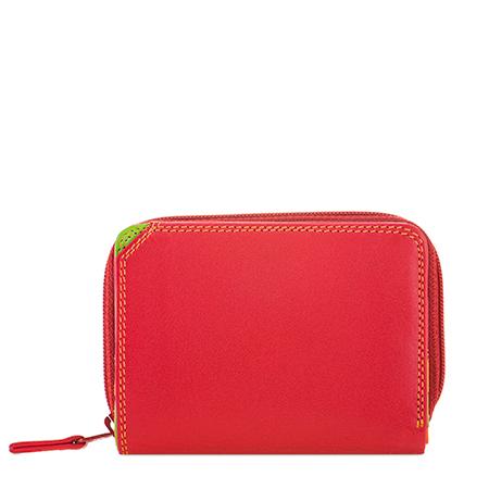 Small Zip Wallet-Jamaica
