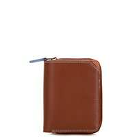 Small Zip Wallet-Siena