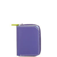 Small Zip Wallet-Lavender