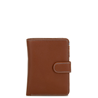 Large Snap Wallet-Siena