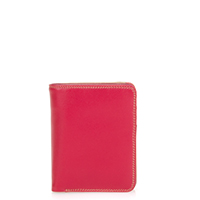Medium Zip Wallet-Berry Blast