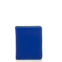 Medium Zip Wallet-Seascape