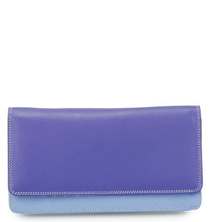 Medium Matinee Wallet-Lavender