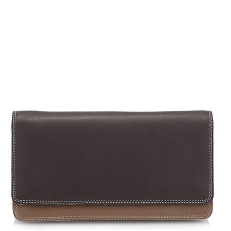 Medium Matinee Wallet-Mocha