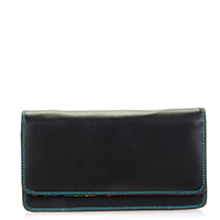 Medium Matinee Wallet-Black/Pace