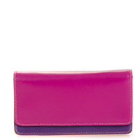 Medium Matinee Wallet-Sangria Multi