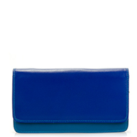 Medium Matinee Wallet-Seascape