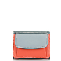 Mini Tri-fold Wallet-Urban Sky