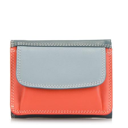 Mini Tri-fold Wallet-Urban Sky