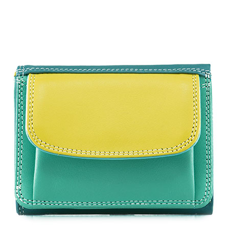 Mini Tri-fold Wallet-Mint