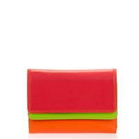 Double Flap Purse/Wallet-Jamaica