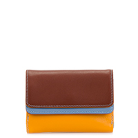 Double Flap Purse/Wallet-Siena